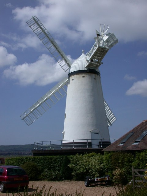 Stonecross Windmill in East Sussex