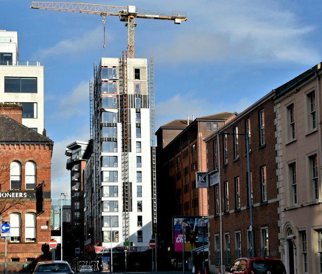 Nos 14-18 Montgomery Street, Belfast - February 2019(2)