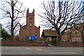 SJ8492 : St Paul's, Withington by Gerald England