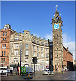 NS5964 : Glasgow Cross by Thomas Nugent