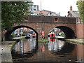 SP0586 : Sheepcote Street bridge across the Birmingham Canal, Birmingham by Rudi Winter