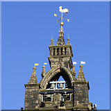 NS5964 : Tolbooth steeple spire by Thomas Nugent
