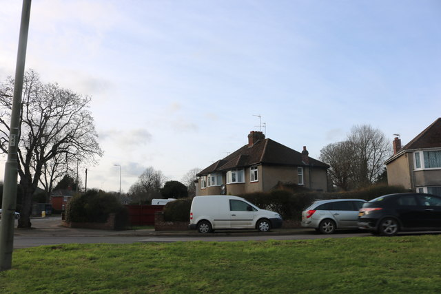 Houses on Ruscote Avenue, Banbury