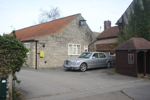 Pub Outbuilding