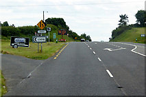 X2997 : Southbound N25, Killineen West by David Dixon
