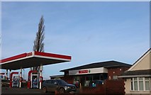 SP3654 : Petrol station in Gaydon by David Howard