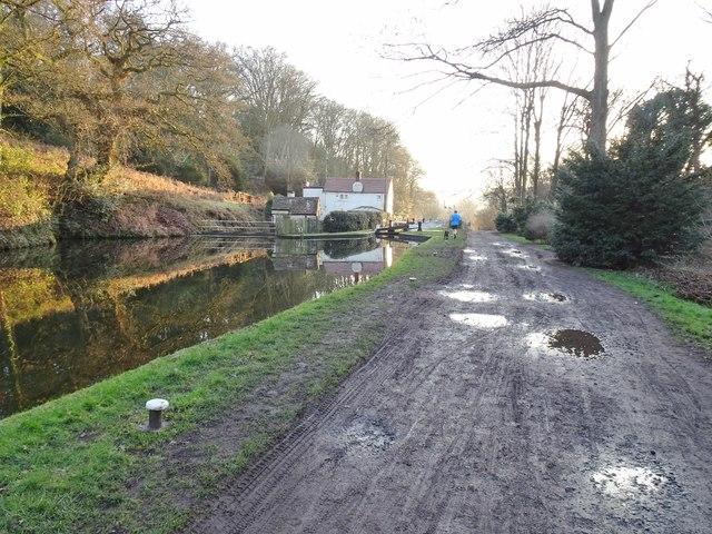 Hyde Lock View