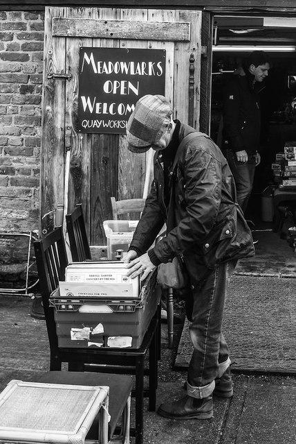 Crate Digger - Faversham