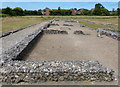 TG5112 : Caister-on-Sea Roman Fort by Mat Fascione