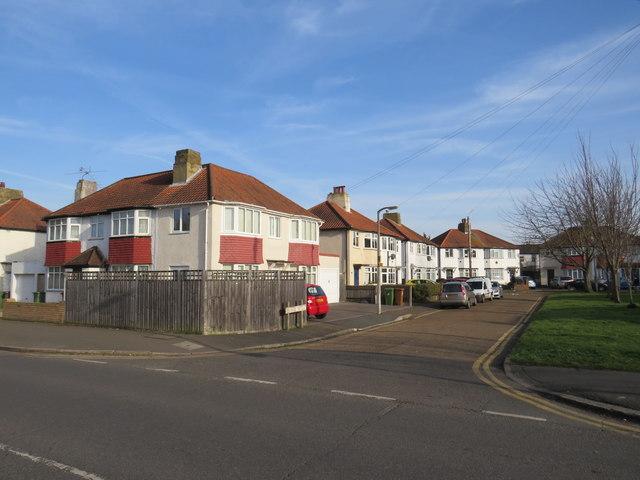 Brookside Crescent, New Malden