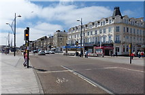 TG5307 : Marine Parade in Great Yarmouth by Mat Fascione