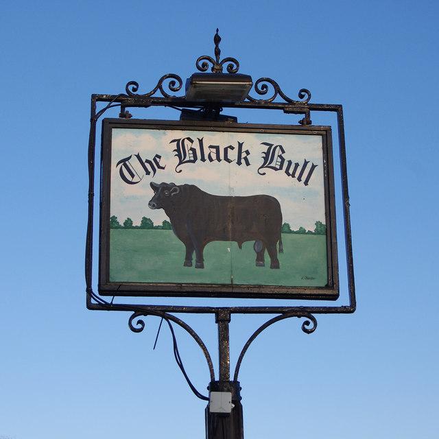 The Black Bull, Etal