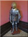 NZ1726 : A C15 suit of armour by Stanley Howe