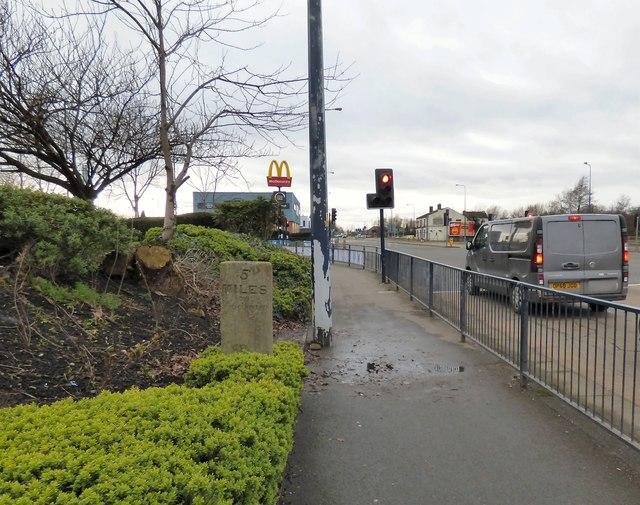 Manchester Road, Audenshaw