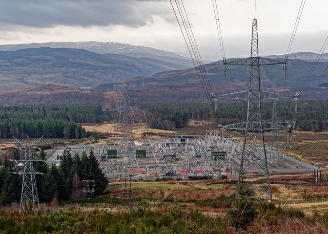 Fort Augustus Substation