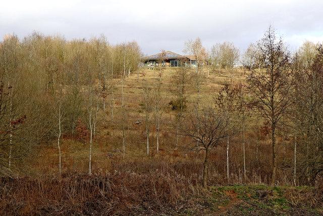 Severn Valley Country Park near Alveley in Shropshire