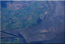 NY0062 : The River Nith from the air by Thomas Nugent