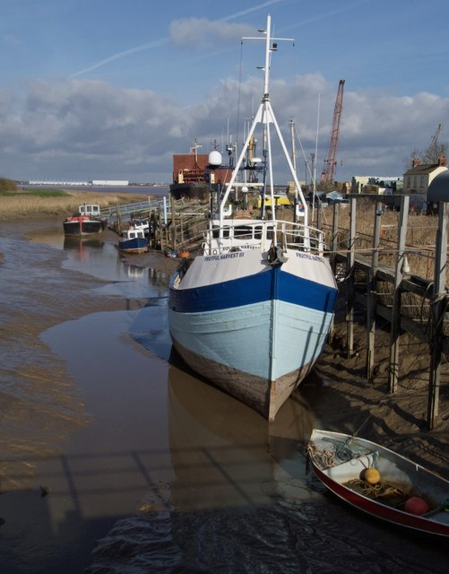 Barrow Haven boats