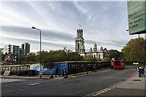 TQ3480 : Development site, Wapping Lane and Pennington Street, Wapping by Robin Stott
