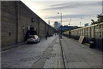 TQ3480 : Pennington Street looking west from Wapping Lane by Robin Stott