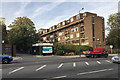TQ3480 : Flats and maisonettes east of St George's Leisure Centre, Shadwell by Robin Stott