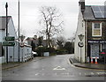 SM9429 : Western end of Station Road, Letterston by Jaggery