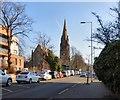 SJ8594 : Wilbraham Road by Gerald England