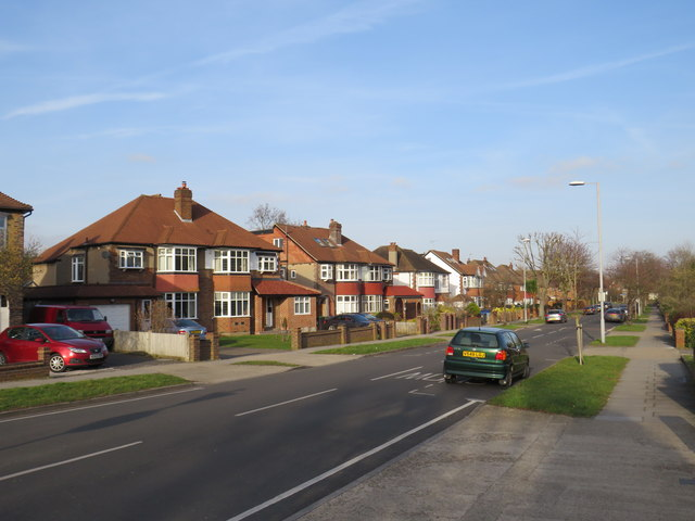 The Manor Drive, Worcester Park