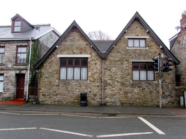 Former Sunday School, Prendergast, Haverfordwest