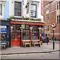 TQ2981 : The Coach & Horses, London by Rossographer