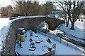 NO4011 : Bishop Bridge, Ceres by Becky Williamson