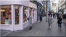 TQ2980 : Carnaby Street, London by Rossographer