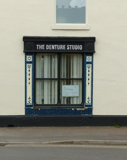 The Denture Studio, Uttoxeter Old Road