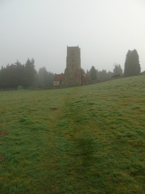 Bubbenhall Church