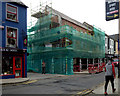 H4572 : Renovations to building along Bridge Street, Omagh by Kenneth  Allen