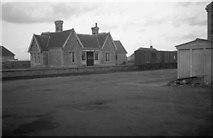 ST6389 : Thornbury Railway Station by Martin Tester