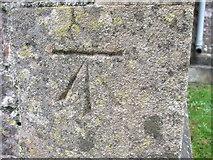 ST6149 : Holy Trinity benchmark by Neil Owen