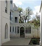 TQ1572 : Strawberry Hill House, Twickenham by Ann