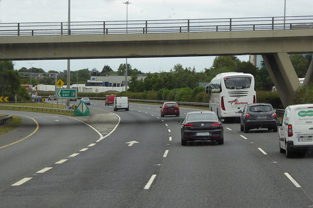 N7, Bridge at Junction 3
