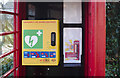 TF0041 : Defibrillator box by Bob Harvey