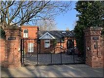 SK5639 : Weston Lodge by Andrew Abbott