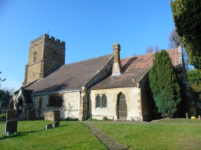 Butlers Marston Church
