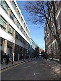 TQ3182 : A walk from Clerkenwell to Piccadilly (12) by Basher Eyre