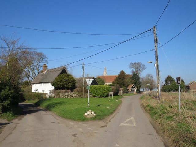 Church Street, near Higham