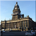 SE2933 : Leeds Town Hall by Bob Harvey