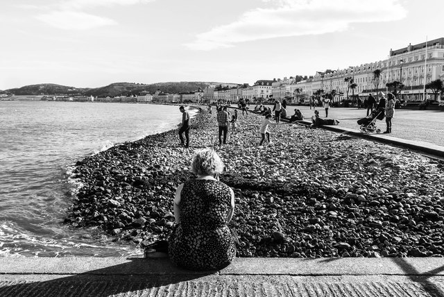 Llandudno seafront