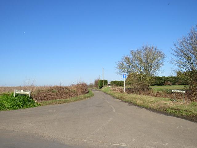 Clinch Street, near High Halstow