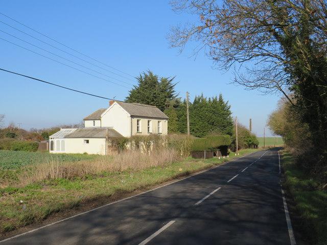 Ratcliffe Highway, near St. Mary Hoo