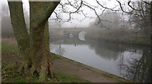 SK5907 : River Soar/Grand Union Canal in Belgrave, Leicester by Mat Fascione