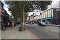 TQ3875 : South on Lewisham High Street by Robin Stott